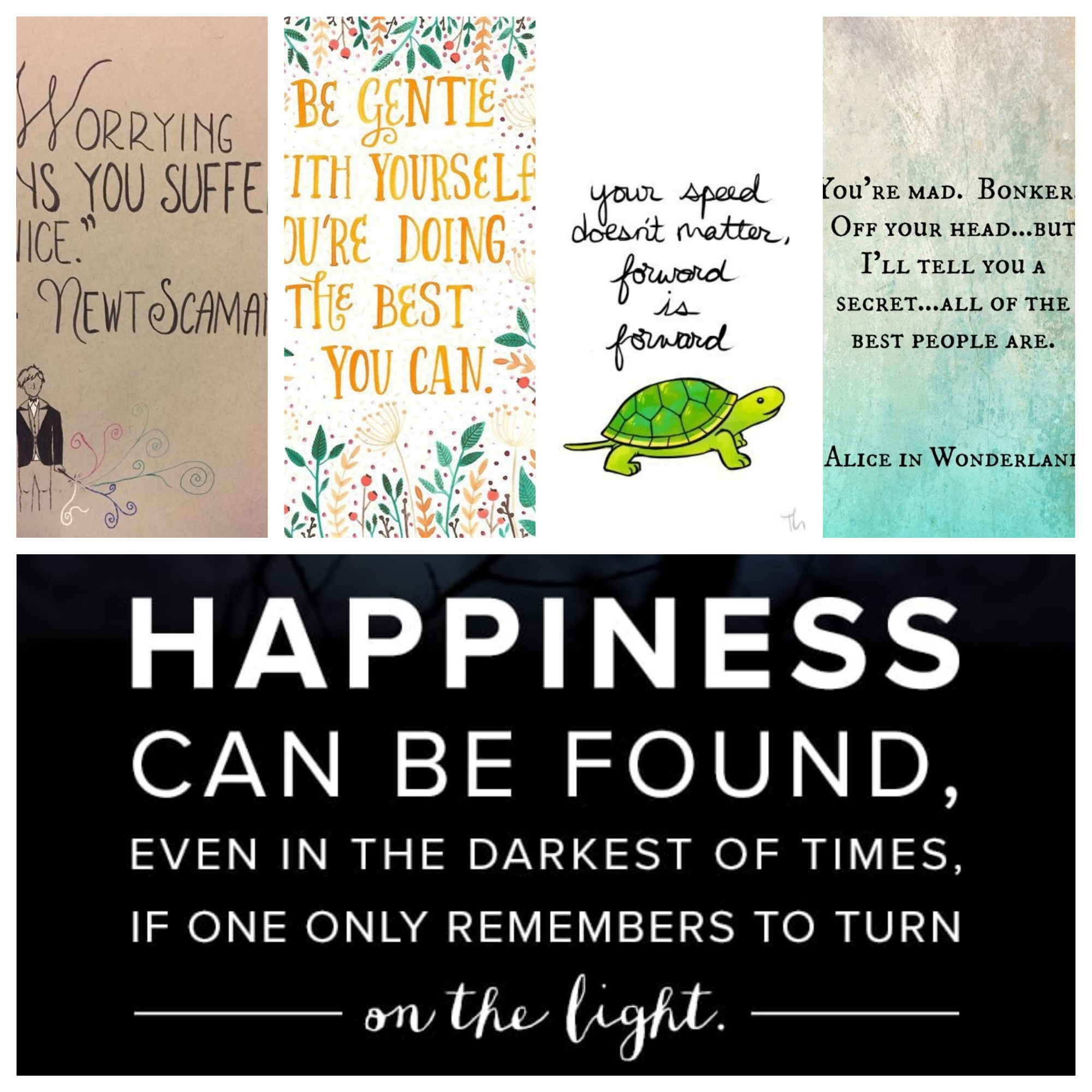 #5 Quotes I like