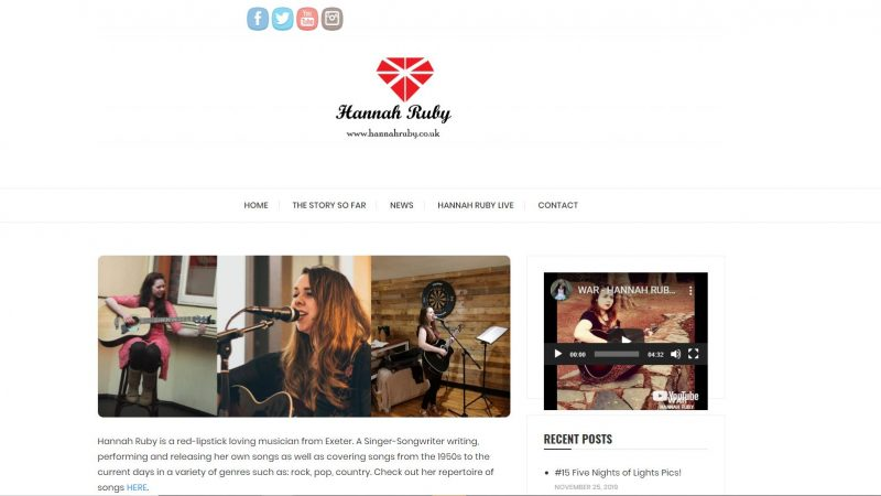 #16 New Site Now Ready!